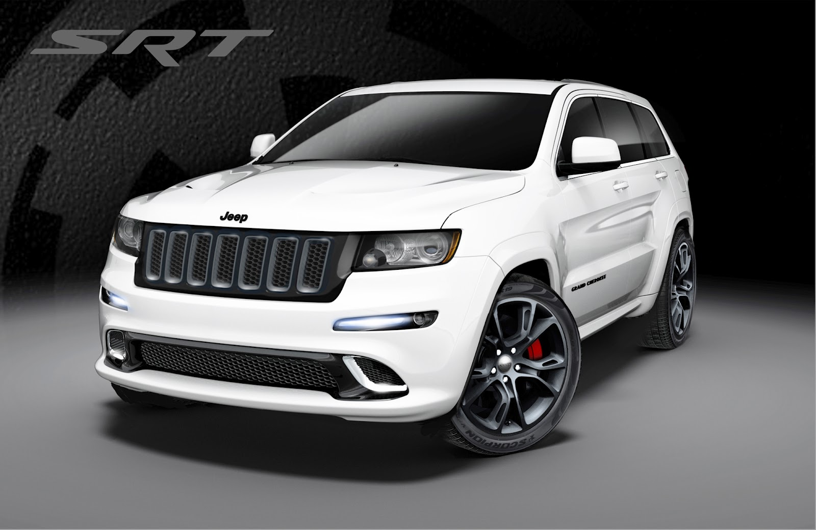 r server un essai jeep grand cherokee srt derni res photos jeep grand cherokee srt. Black Bedroom Furniture Sets. Home Design Ideas