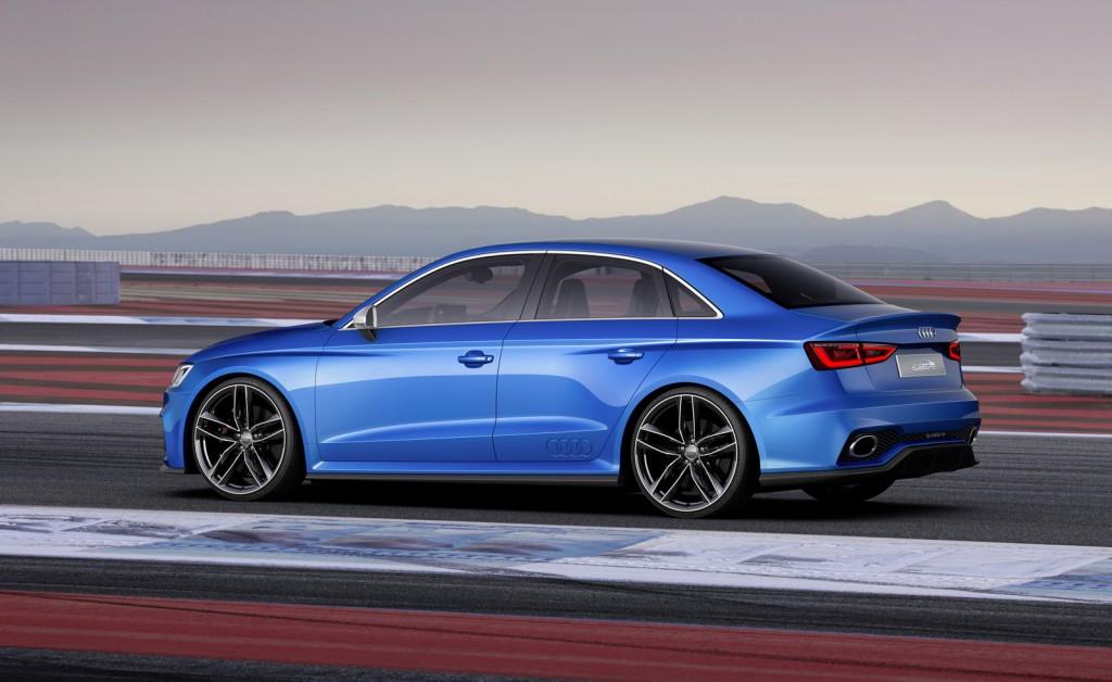 Audi  Audi A3 Clubsport Quattro