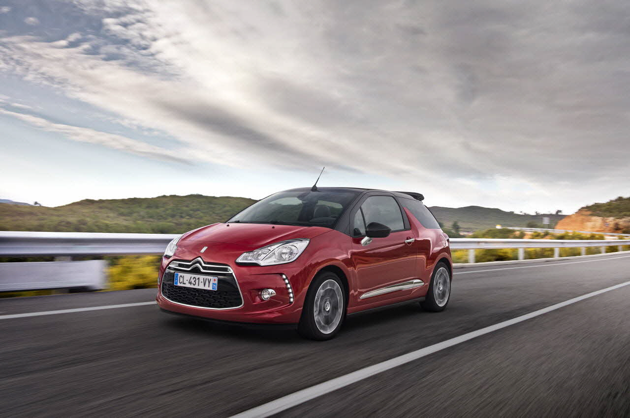 DS3 Carbiolet