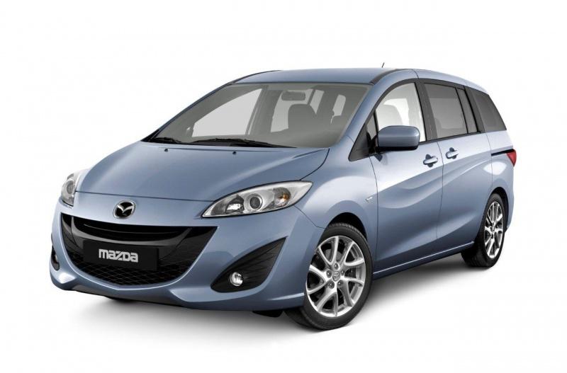 Mazda M5