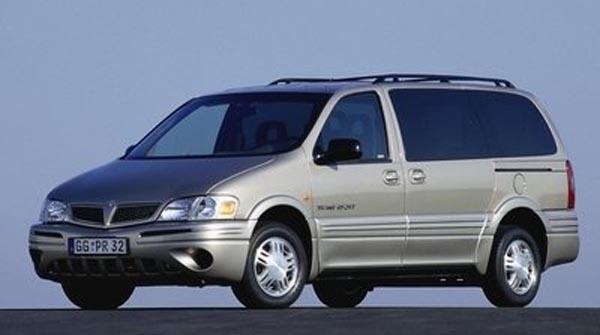 Chevrolet TRANS SPOR