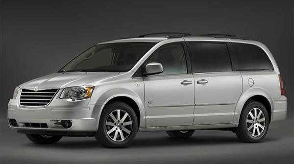 Chrysler GRAND VOYA