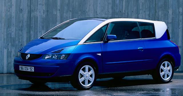 Avis sur la Renault AVANTIME