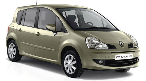 Renault MODUS Grand