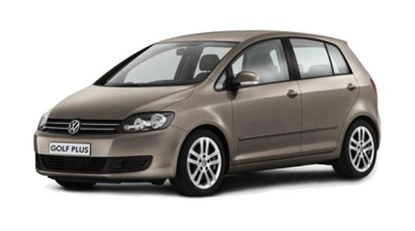 Avis Volkswagen Golf Plus par HORNET