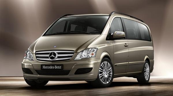 Avis sur la Mercedes-Benz VIANO