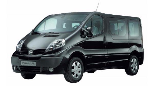 Nissan Primastar Combi
