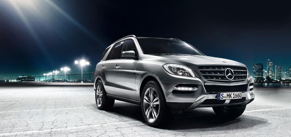 Avis sur la Mercedes-Benz Classe M