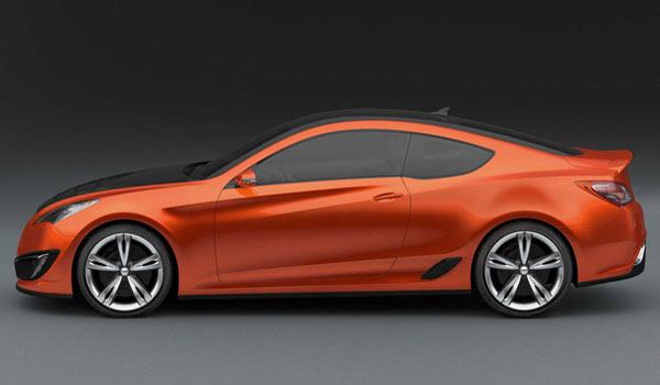 Avis sur la Hyundai Genesis Coup