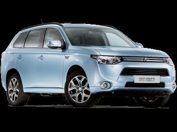 Mitsubishi Nouvel Outlander