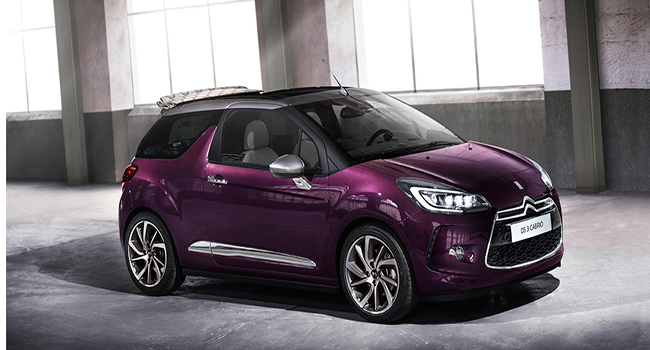 DS DS3 Cabriolet