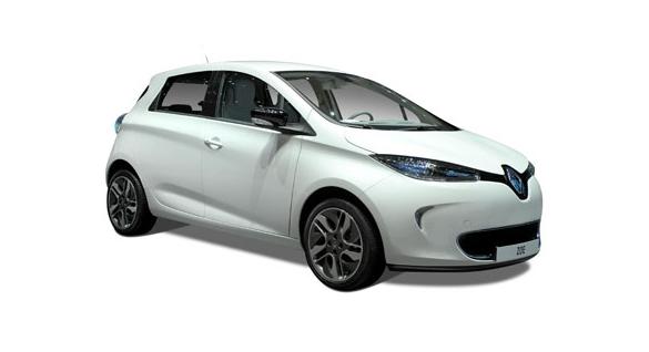 Renault Zoe (électrique)
