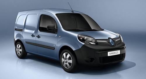 Renault KANGOO Z.E