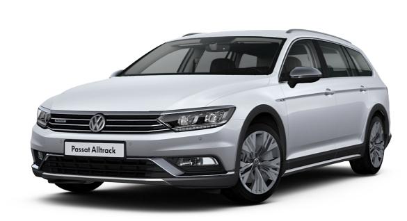 Volkswagen Passat All-track