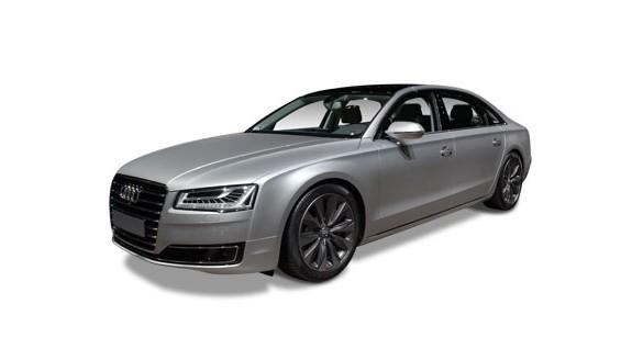 Avis sur l'Audi A8