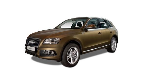 Avis sur l'Audi Q5