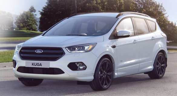 Avis Ford Kuga par Dnancy972