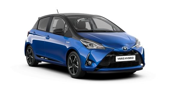 Avis Toyota Yaris Hybride par PAULEC