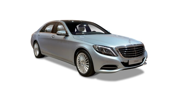 Mercedes-Benz CLASSE S COUPE
