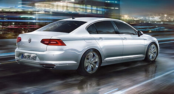 Volkswagen Nouvelle Passat GTE