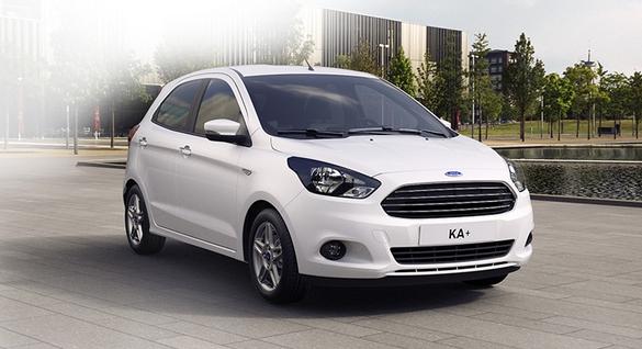 Ford Nouvelle KA+