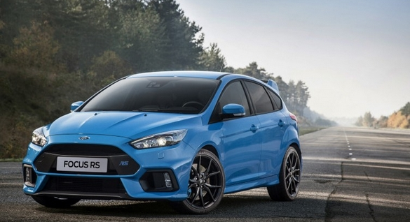Ford Nouvelle Ford Focus RS