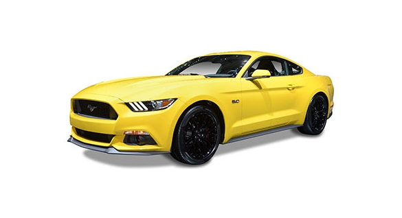 Ford Nouvelle Mustang
