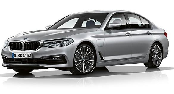 BMW Série 5 Berline PHEV