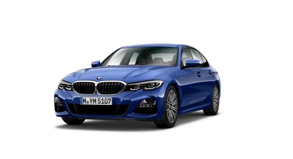 BMW Série 3 Berline PHEV