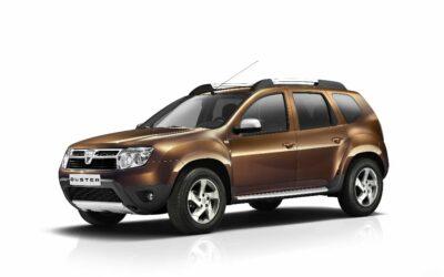 Dacia Duster moteur GPL