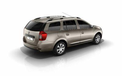 Nouvelle Dacia Logan MCV disponible