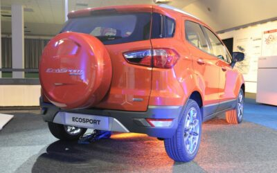 Ford Ecosport Limited Edition sur Facebook