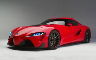 Toyota FT-1 Prototype Concept Car