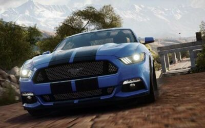 Ford Mustang dans Need for Speed Rivals