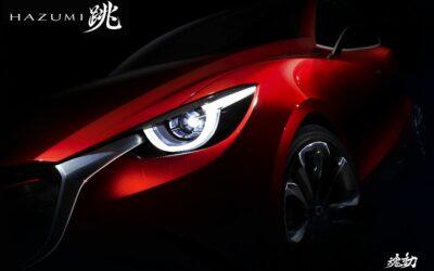 Concept car Mazda HAZUMI