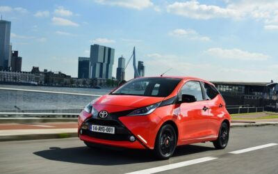 Nouvelle Toyota Aygo