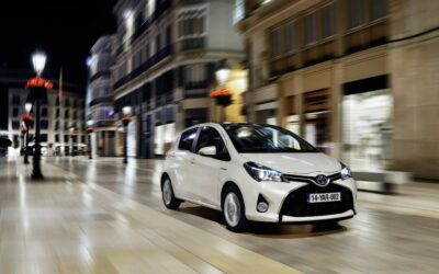 Toyota Yaris 2014 – Fiche technique et Prix