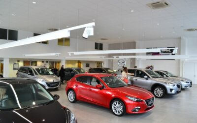 Nouvelles concessions Mazda