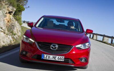 Mazda et le marché automobile européen