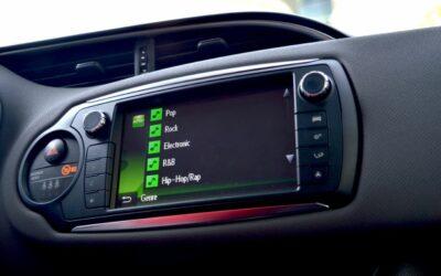 Connectivité en voiture : Toyota lance son T-Connect