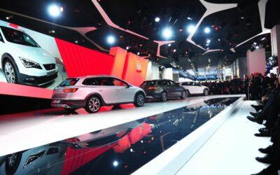 Seat au Mondial de l'automobile