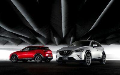 Une nouvelle CX-3 qui promet chez Mazda