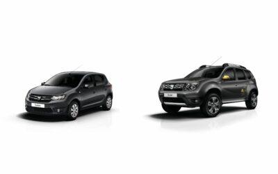 Deux séries limitées chez Dacia
