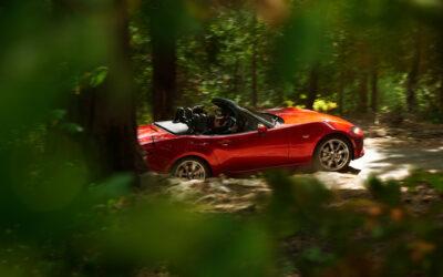 Mazda lève le voile sur sa nouvelle MX-5