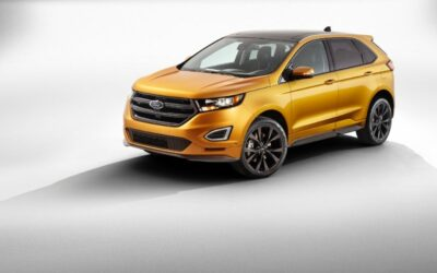 Le crossover Ford Edge s'offre une version sportive