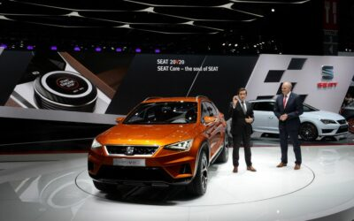 Concept Seat 20V20 : un SUV à l'horizon 2020