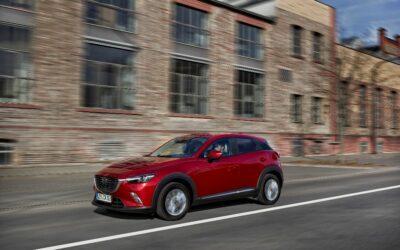 Nouveau Mazda CX-3 : trois finitions, trois motorisations