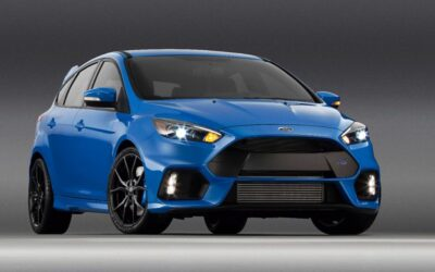 "Une nouvelle Ford Focus RS à ""Block"""