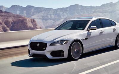 Une Jaguar XF encore plus performante