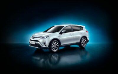 Toyota RAV4 : un hybride en vue